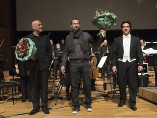 Deutschland von oben Live in concert  am 23.4.2015 im Münchner Gasteig Foto Dorothee Falke www.dorotheefalke.de